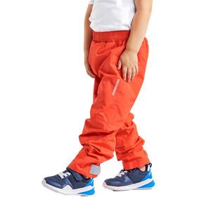 DIDRIKSONS Nobi 4 Pants Kids, poppy red